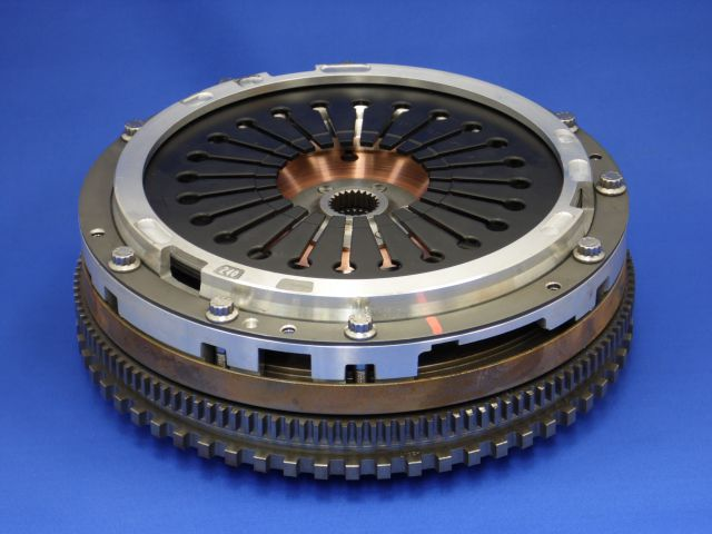 Kupplungs Kit 996 997 Clutch Kit 996 997 Zweimasse