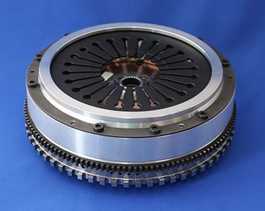 Porsche 996 / 997 Einmassen-Schwung single mass flywheel